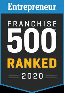 Entrepreneur 500 Awards