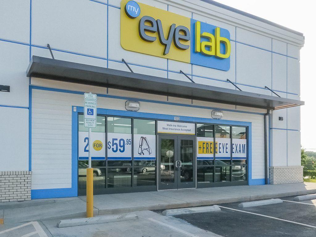 eye care franchise optometrist