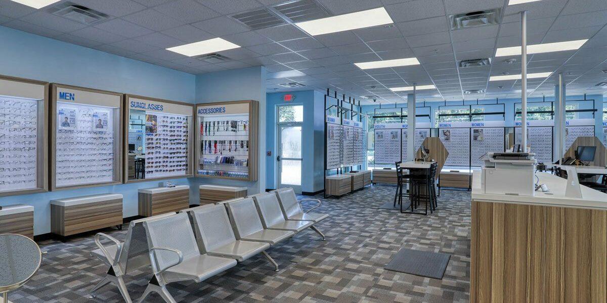 eye care franchise optical