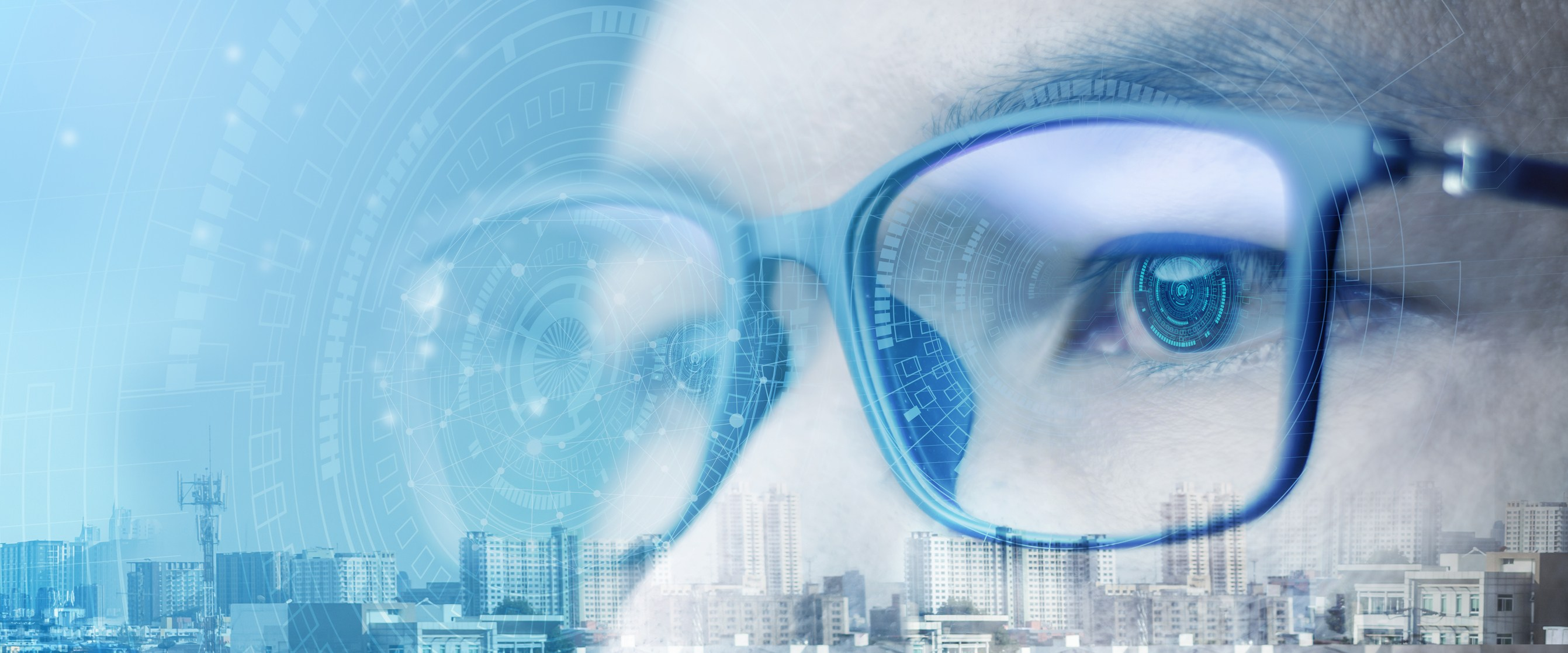 Looking at the future with clear vision